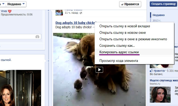 Как скачать видео с Facebook, Miracle, 17 июл 2014, 11:02, sohranit-video.jpg